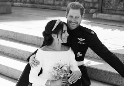 Mariage princier:  le photographe du prince Harry et Meghan Markle raconte les coulisses du shooting