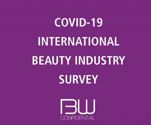 BW Confidential reveals results of COVID-19 International Beauty Industry Survey