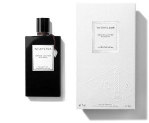 Van Cleef & Arpels Orchid Leather ~ new fragrance