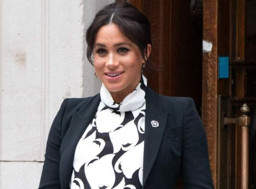 Meghan Markle:  On connait la date de la fin de son congé maternité !