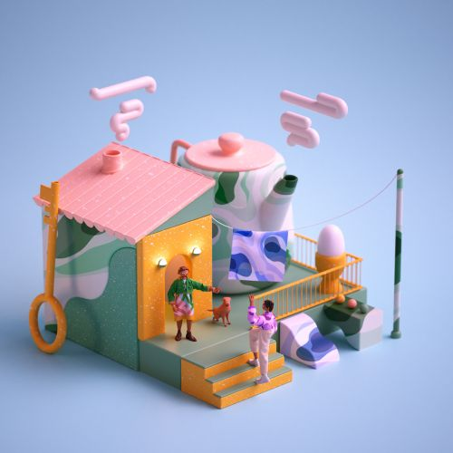 Tiny and Cosy Worlds