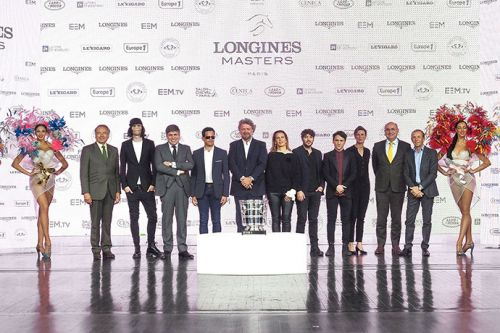 Longines Masters Paris - Hong Kong - New York:  Saison 3