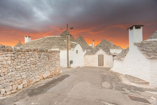 Alberobello's Village By Tiago and Tania
