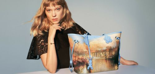 Sac:  une nouvelle collection Louis Vuitton x Jeff Koons