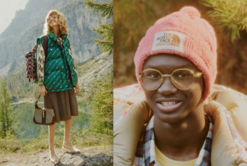 The North Face & Gucci, la collab' qui fait le buzz