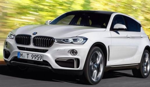 Le SUV BMW Xcite (2021)
