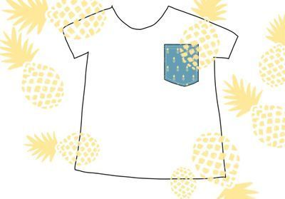 DIY:  Comment customiser un tee-shirt ?