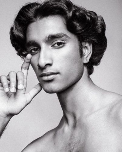 Male model Jeenu Mahadevan sits down with Alioune Fall tomorrow at 1PM on our Instagram live