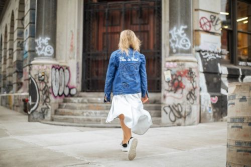 A Street Style with Chloe Lecareux