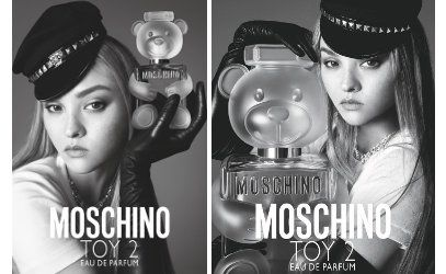 Moschino Toy 2 ~ new fragrance