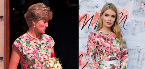Lady Kitty Spencer : comment elle s'inspire du look de sa tante Lady Di