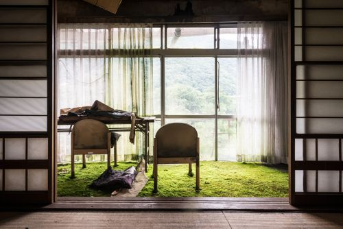 Discovering the Haunting and Abandoned Locations Around Japan