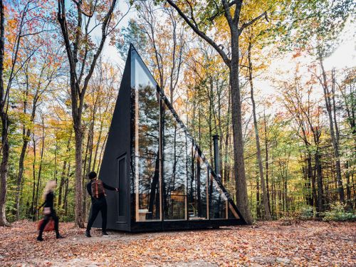 Customizable Micro-House that's Built in Record Time