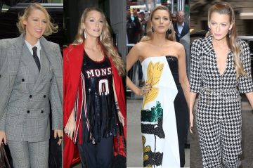 People Style:  Blake Lively, la reine du shopping