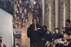 Virgil Abloh dédie sa collection chez Louis Vuitton à Michael Jackson