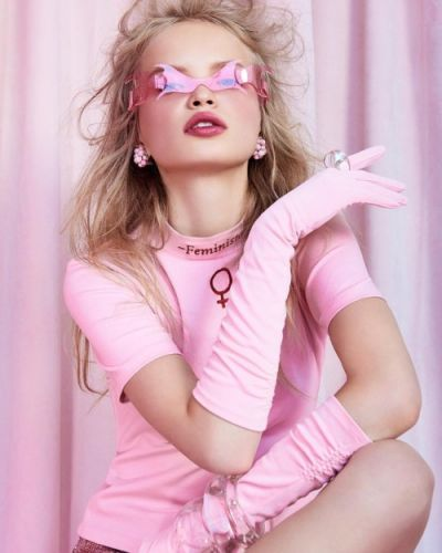 * Malibu Pink * for FacticeMagazine
