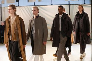 Fashion Week homme: on s'emmitoufle!