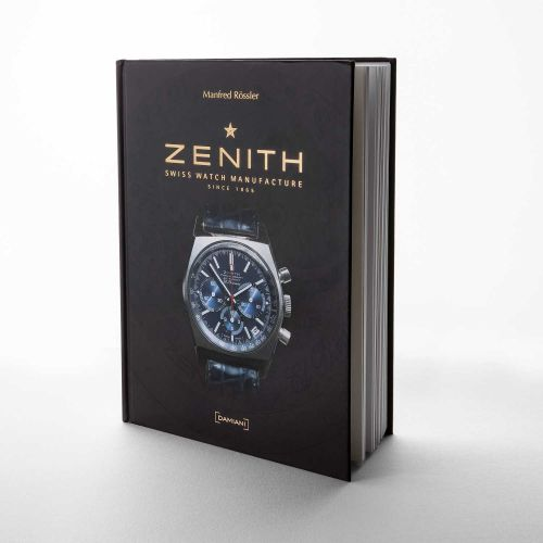 Zenith x Revolution Chronomaster Revival Ref. A3818 « Cover Girl »