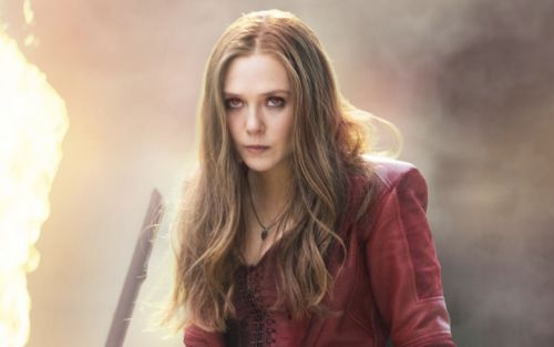 "Avengers Infinity War:  Elizabeth Olsen regrette son ""photoshop disaster"""