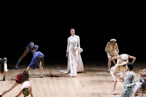 La fashion week de New York s'achève, place aux défilés de Londres