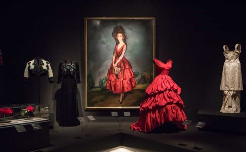 Exposition:  « Balenciaga and Spanish » au musée National Thyssen-Bornemisza