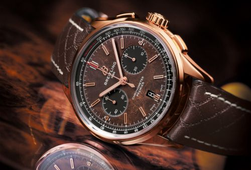 La Breitling Premier Bentley Centenary Limited Edition