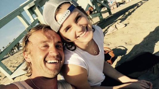 Tom Felton :  son adorable message à Emma Watson pour son anniversaire