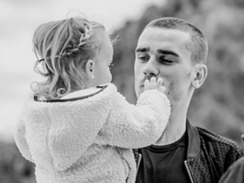 PHOTO. Antoine Griezmann:  sa femme Erika Choperena lui adresse un tendre message