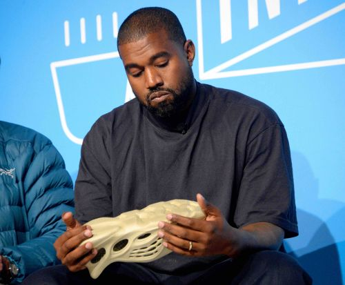 Kanye's New Yeezy Sneaker Made with Algae
