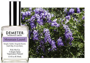 Demeter Mountain Laurel ~ new fragrance