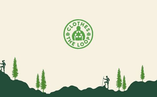 The North Face lance en France son initiative éco-responsable Clothes the Loop