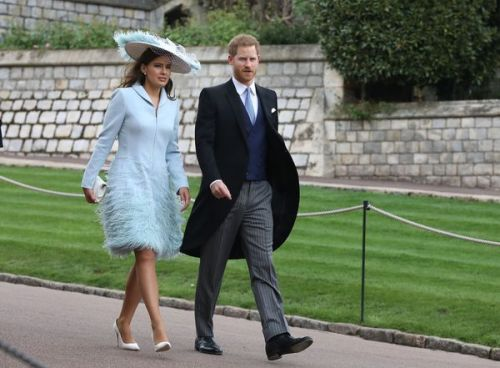 Mariage de Lady Gabriella:  l'apparition surprise du prince Harry, Meghan Markle est restée à Frogmore Cottage