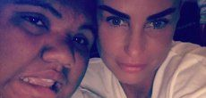 Londres: On veut faire du mal au fils de Katie Price