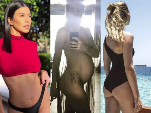 Kourtney Kardashian, Natasha Andrews, Ilona Smet. le best of Instagram de la semaine