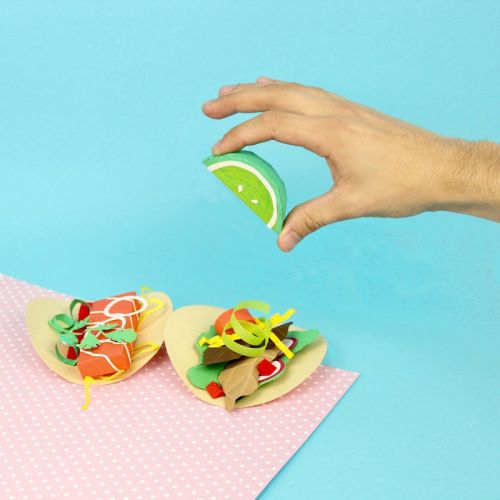 Delicious Paper Craft Meals