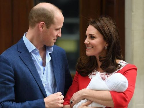 Pour le premier anniversaire du prince Louis, Kate Middleton voit les choses en grand