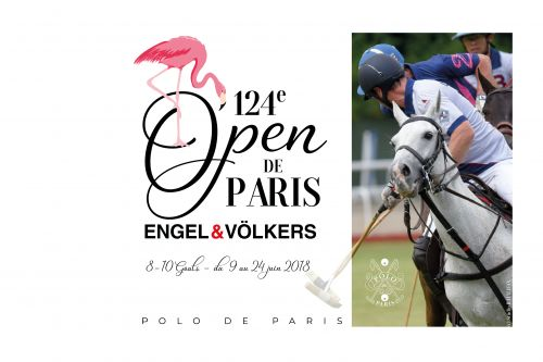 POLO:  J-4 avant le lancement du 124e Open de Paris Engel & Völkers