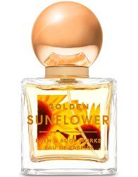 Bath & Body Works Golden Sunflower ~ new fragrance