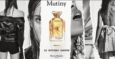 Maison Margiela Mutiny ~ fragrance review