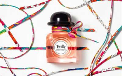 Twilly d'Hermes ~ new perfume