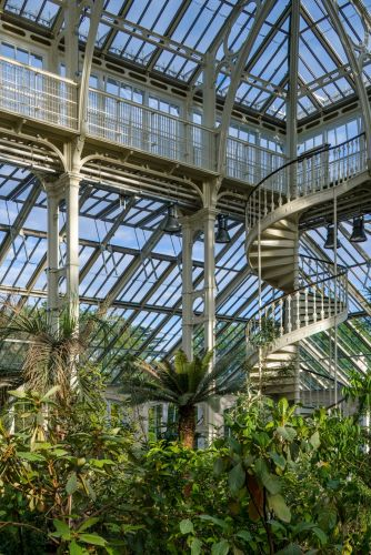 The Hugest Victorian Glasshouse in the World Finally Restored