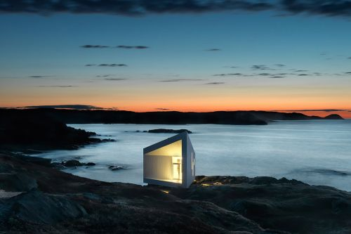 Six New Art Ateliers on Fogo Island