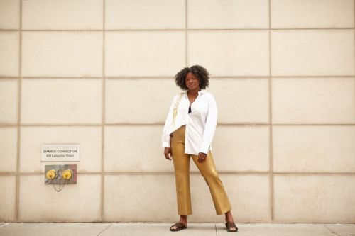 Three Looks with Imani Randolph