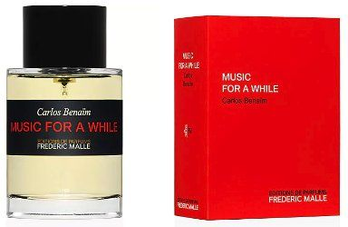 Frederic Malle Music For A While ~ new fragrance