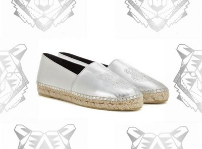 Wanted:  les espadrilles Kenzo