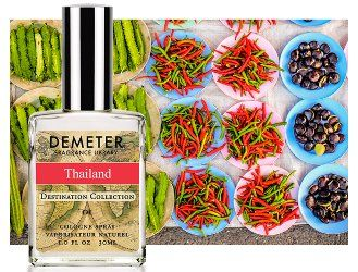Demeter Thailand ~ new fragrance