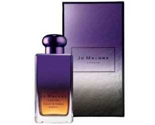 Jo Malone Violet & Amber Absolu ~ new fragrance