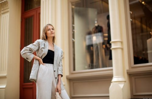 A Street Style with Renee Peters