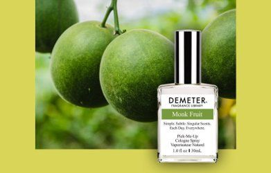 Demeter Monk Fruit ~ new fragrance