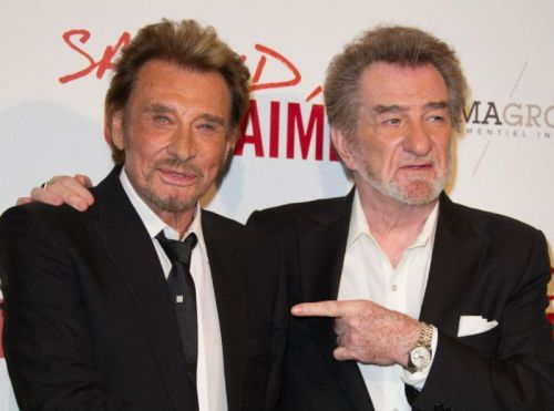 Eddy Mitchell se paye Johnny Hallyday dans une interview sans tabou !